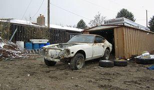 Datsun 240Z z 1973 roku
