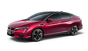 """Honda FCV Clarity: """"elektryk"""", którego można zatankować"""