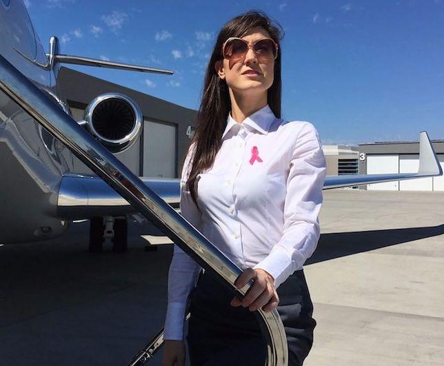 Stewardessy, które pracują jak superbohaterki. Nigdy nie wiedzą, co je czeka