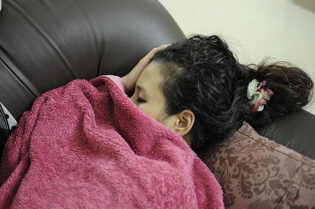 Zła pozycja podczas snu może powodować problemy ze zdrowiem