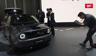 Honda e - pierwszy kontakt z elektrycznym maluchem z Japonii