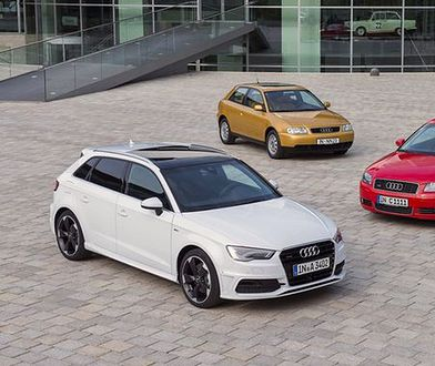 20 urodziny Audi A3