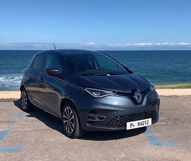 Nowe Renault ZOE