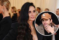 Demi Moore oskarżyła byłego męża o zdrady. Ashton Kutcher odpowiedział jednym zdaniem