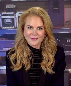 Nicole Kidman z siostrą na nagraniu. Aktorka wykonała masaż stóp