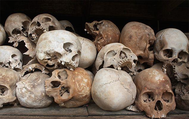 Przeżyłem zbrodnie Pol Pota