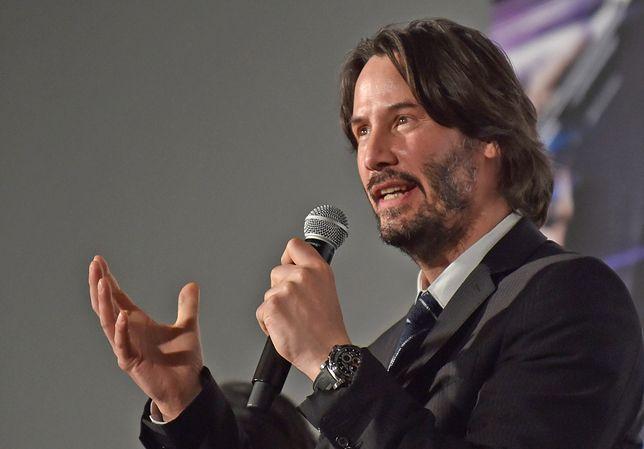 "Keanu Reeves w ""Cyberpunk 2077"". Nie, to nie żart"
