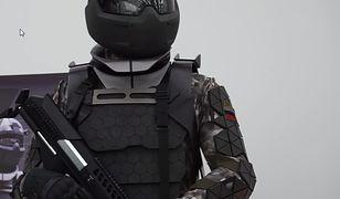 W Moskwie zaprezentowano kombinezon rosyjskiego żołnierza przyszłości