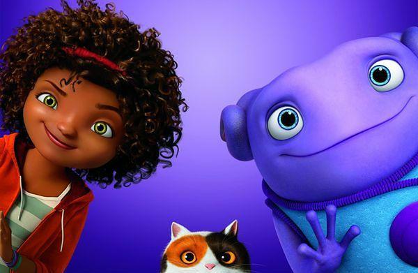 """Box office USA: Animacja """"Dom"""" utarła nosa sceptykom"""
