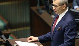 Prezes NIK Krzysztof Kwiatkowski w Sejmie