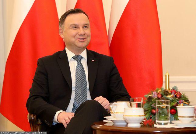 Andrzej Duda nie weźmie udziału w debacie TVN, TVN24, Onet i WP. Udzieli wywiadu Polsat News