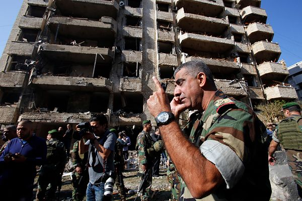 Liban: eksplozje przy ambasadzie Iranu w Bejrucie. Dziesiątki zabitych