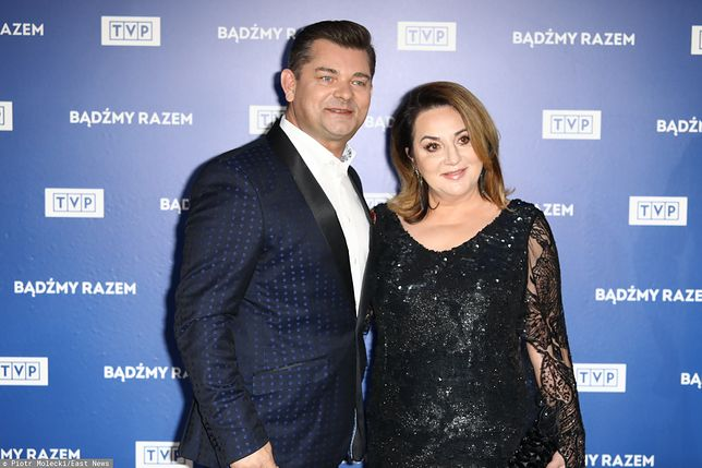 Zenek i Danusia Martyniukowie na ramówce TVP