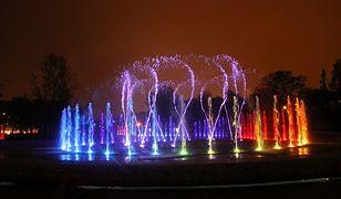 Widowisko w Parku Fontann od 3 maja