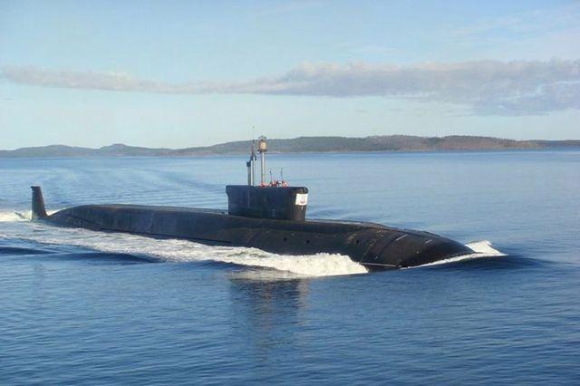 Suurin Sukellusvene