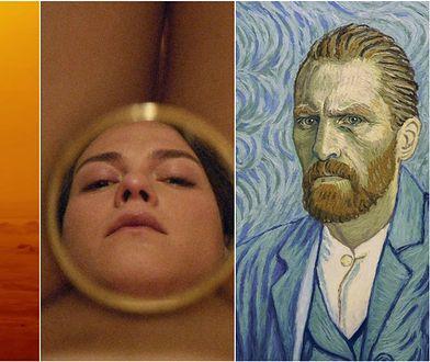 "Na co iść do kina? ""Blade Runner 2049"", ""Twój Vincent"", ""Fantastyczna kobieta"""