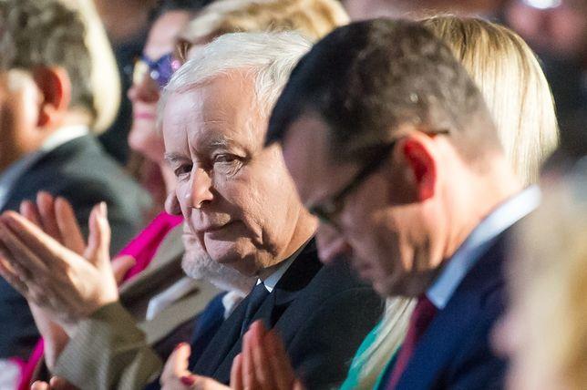 """""""Czy Kaczyński nie obawia się, że ktoś ma drugą taśmę i próbuje nią wpływać na premiera?"""""""