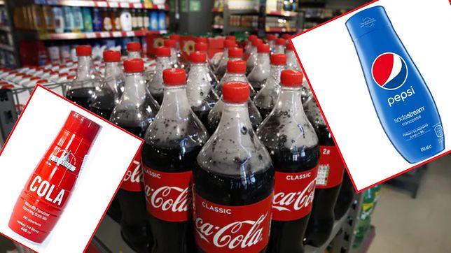 Polacy znaleźli sposób, by obejść opłatę cukrową. Kupują syropy o smaku Pepsi