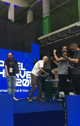 Nagrody 8Bit Game Jam podczas  Pixel Heaven 2019 rozdane