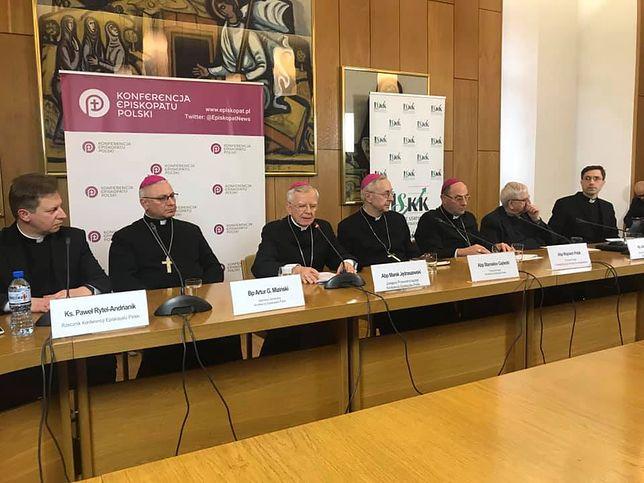 Raport Episkopatu powstał na bazie przypadków pedofilii zebranych przez Episkopat i opracowanych przez Instytut Statystyki Kościoła Katolickiego