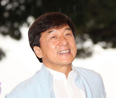 """Jackie Chan znany jest z roli w filmie """"Wejście Smoka"""""""