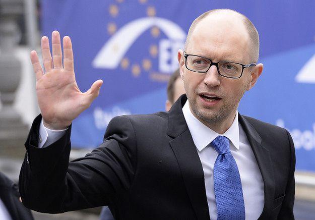 Koalicja rządowa na Ukrainie przestała istnieć. Jaceniuk: trzeba umieć ponosić odpowiedzialność polityczną
