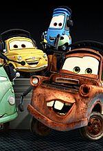 [foto] ''Auta 2'': poznaj ekipę Zygzaka McQueena!