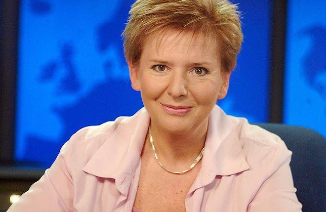 Grażyna Bukowska była twarzą TVP. Nagle zniknęła