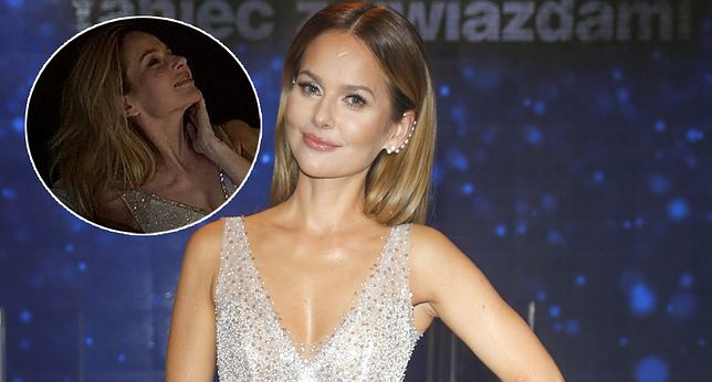 Paulina Sykut-Jeżyna pokazała imponującą kreację z gali konkursu miss