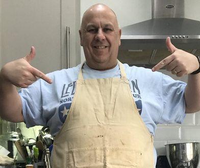 Luis Troyano nie żyje. Gwiazda brytyjskiej tv przegrała z rakiem