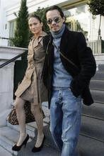 Jennifer Lopez nosi spodnie w związku