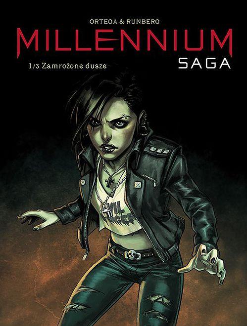 """Starzy znajomi i nowe wyzwania. Recenzja """"Millennium Saga 1 – Zamrożone dusze"""""""