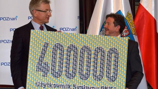Poznań nie musi zwracać 30 mln zł unijnej dotacji na system PEKA