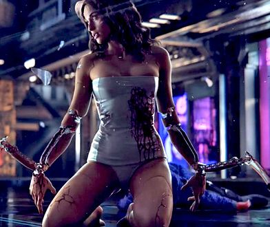 """Jak będzie wyglądał """"Cyberpunk 2077""""?"""