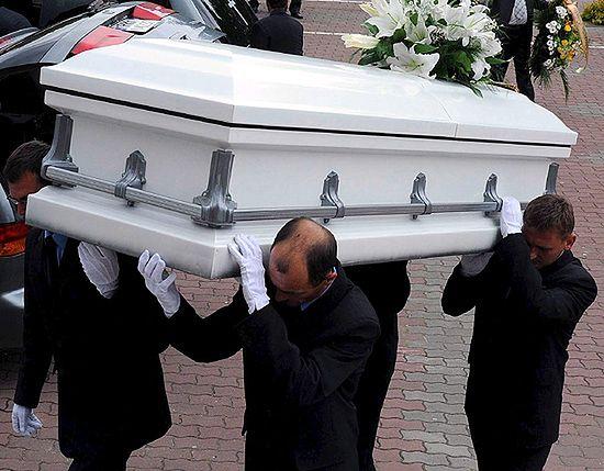 Pogrzeb polskiego geologa zabitego przez talibów