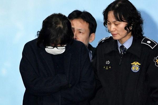 Była doradczyni i przyjaciółka prezydent Korei Południowej oskarżona