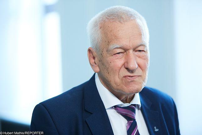 Kornel Morawiecki po operacji spędzi w szpitalu MSWiA ok. 10 dni
