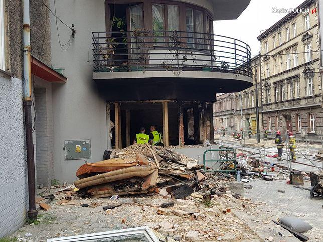 Bytom. W wybuchu zginęły trzy osoby