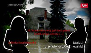 """Sprawa """"willi Kwaśniewskich"""". CBA udostępnia nagrania ze sprawy sprzed lat"""