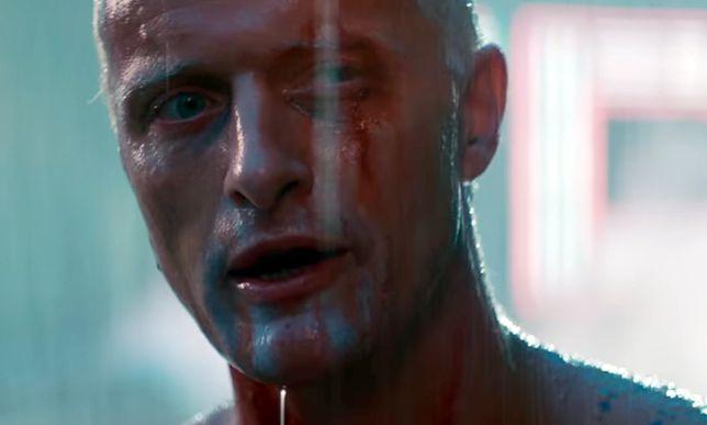 """""""Blade Runner"""": Rutger Hauer nie żyje. Jedna scena zapewniła mu nieśmiertelność"""