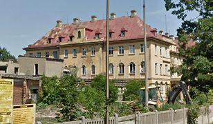 Dawny szpital powiatowy w Świdnicy, który przejęły zakonnice
