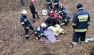 Do zdarzenia doszło na terenie powiatu strzelecko-drezdeneckiego