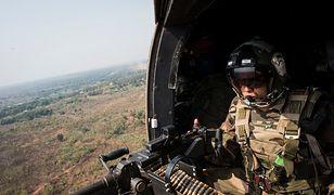 W Republice Środkowoafrykańskiej operuje już 1600 francuskich żołnierzy