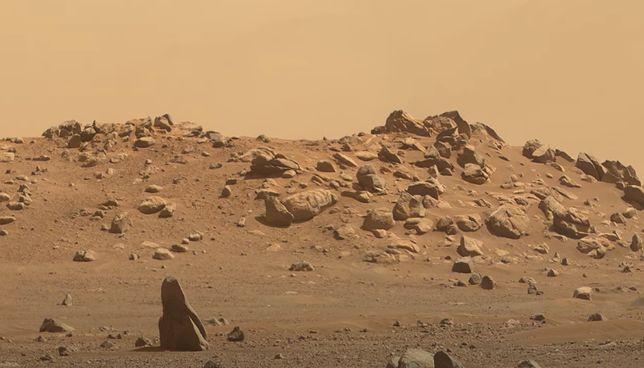 Tak wygląda powierzchnia Marsa w technologii 4K
