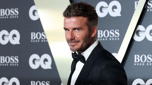 David Beckham lubi chwalić się swoją formą na Instagramie.