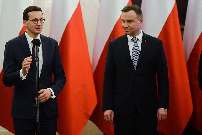 Brutalne ultimatum USA dla Polski. Duda i Morawiecki z zakazem wstępu do Białego Domu