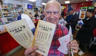 Ponad pół miliarda dolarów nie znalazło właściciela. Amerykańska loteria bez zwycięzców