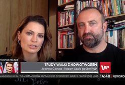 Joanna Górska i Robert Szulc napisali książkę. Para opowiada o walce z nowotworem