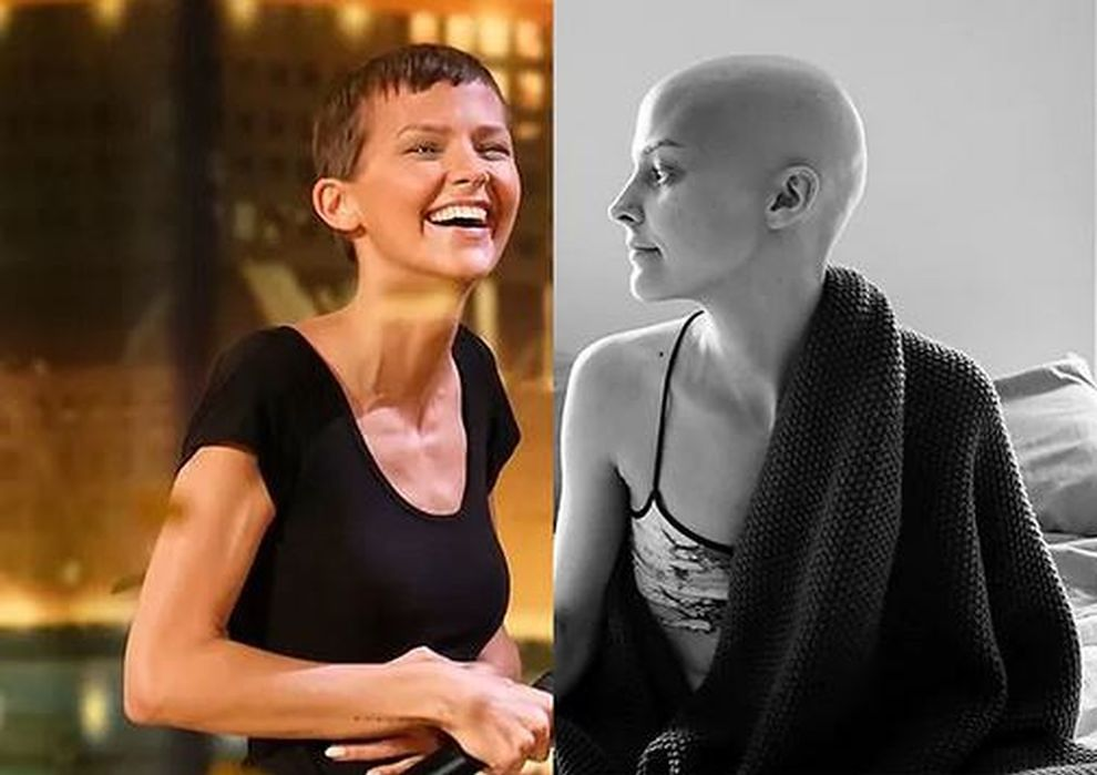 Jane Marczewski walczy z nowotworem