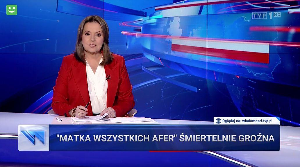 """""""Wiadomości"""" znalazły pretekst, by znowu uderzyć w TVN"""